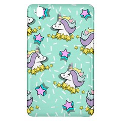 Magical Happy Unicorn And Stars Samsung Galaxy Tab Pro 8 4 Hardshell Case by allthingseveryday
