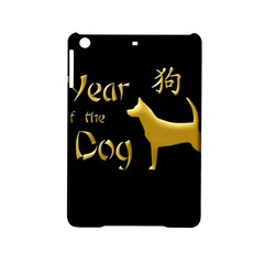 Year Of The Dog   Chinese New Year Ipad Mini 2 Hardshell Cases by Valentinaart
