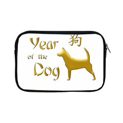 Year Of The Dog   Chinese New Year Apple Ipad Mini Zipper Cases by Valentinaart