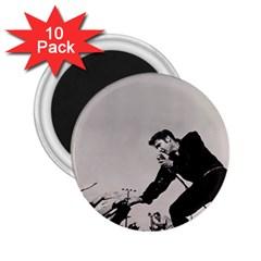 Elvis Presley 2 25  Magnets (10 Pack)  by Valentinaart