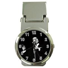 Frank Sinatra  Money Clip Watches by Valentinaart
