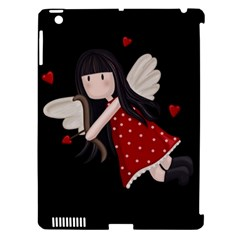 Cupid Girl Apple Ipad 3/4 Hardshell Case (compatible With Smart Cover) by Valentinaart