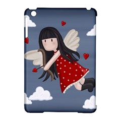 Cupid Girl Apple Ipad Mini Hardshell Case (compatible With Smart Cover) by Valentinaart