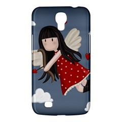 Cupid Girl Samsung Galaxy Mega 6 3  I9200 Hardshell Case by Valentinaart