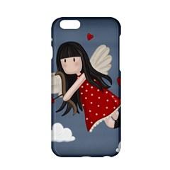 Cupid Girl Apple Iphone 6/6s Hardshell Case by Valentinaart