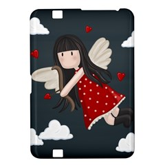 Cupid Girl Kindle Fire Hd 8 9  by Valentinaart