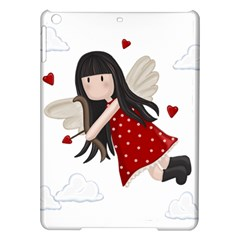 Cupid Girl Ipad Air Hardshell Cases by Valentinaart