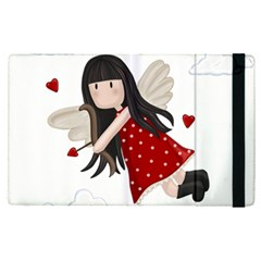 Cupid Girl Apple Ipad Pro 9 7   Flip Case by Valentinaart
