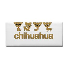 Chihuahua Cosmetic Storage Cases by Valentinaart