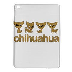 Chihuahua Ipad Air 2 Hardshell Cases by Valentinaart