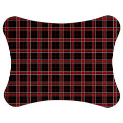 Coke Tartan Jigsaw Puzzle Photo Stand (bow) by jumpercat