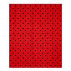Ladybug Shower Curtain 60  X 72  (medium)  by jumpercat