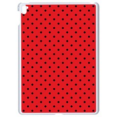 Ladybug Apple Ipad Pro 9 7   White Seamless Case