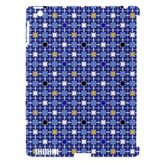 Persian Block Sky Apple Ipad 3/4 Hardshell Case (compatible With Smart Cover) by jumpercat