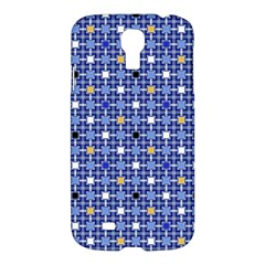 Persian Block Sky Samsung Galaxy S4 I9500/i9505 Hardshell Case by jumpercat