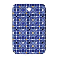 Persian Block Sky Samsung Galaxy Note 8 0 N5100 Hardshell Case  by jumpercat