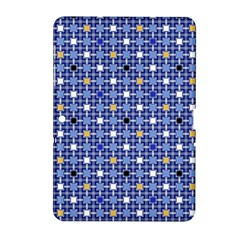 Persian Block Sky Samsung Galaxy Tab 2 (10 1 ) P5100 Hardshell Case  by jumpercat