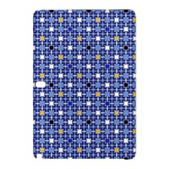 Persian Block Sky Samsung Galaxy Tab Pro 10 1 Hardshell Case by jumpercat