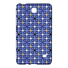 Persian Block Sky Samsung Galaxy Tab 4 (7 ) Hardshell Case  by jumpercat