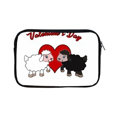 Valentines Day   Sheep  Apple Ipad Mini Zipper Cases by Valentinaart