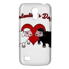 Valentines Day   Sheep  Galaxy S4 Mini by Valentinaart
