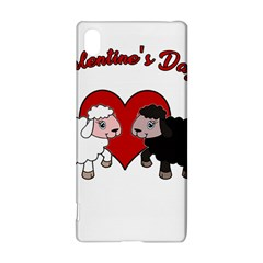 Valentines Day   Sheep  Sony Xperia Z3+ by Valentinaart