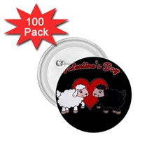 Valentines Day   Sheep  1 75  Buttons (100 Pack)  by Valentinaart