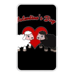Valentines Day   Sheep  Memory Card Reader by Valentinaart