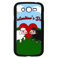 Valentines Day   Sheep  Samsung Galaxy Grand Duos I9082 Case (black) by Valentinaart