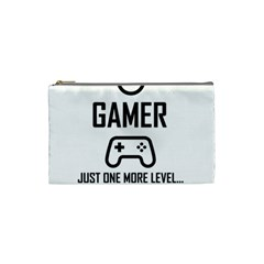 Gamer Cosmetic Bag (small)  by Valentinaart