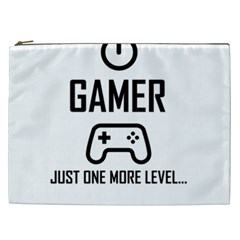 Gamer Cosmetic Bag (xxl)  by Valentinaart