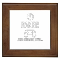 Gamer Framed Tiles by Valentinaart