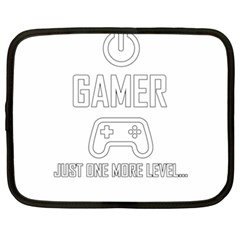 Gamer Netbook Case (xxl)  by Valentinaart