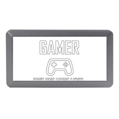 Gamer Memory Card Reader (mini) by Valentinaart