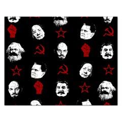 Communist Leaders Rectangular Jigsaw Puzzl by Valentinaart