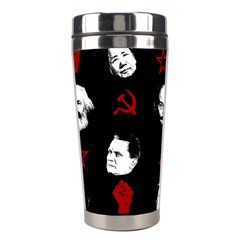 Communist Leaders Stainless Steel Travel Tumblers by Valentinaart