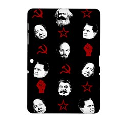 Communist Leaders Samsung Galaxy Tab 2 (10 1 ) P5100 Hardshell Case  by Valentinaart