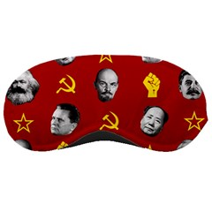 Communist Leaders Sleeping Masks by Valentinaart