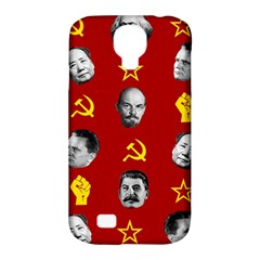 Communist Leaders Samsung Galaxy S4 Classic Hardshell Case (pc+silicone) by Valentinaart