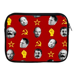 Communist Leaders Apple Ipad 2/3/4 Zipper Cases by Valentinaart
