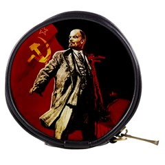 Lenin  Mini Makeup Bags by Valentinaart
