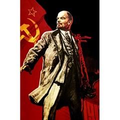 Lenin  5 5  X 8 5  Notebooks by Valentinaart