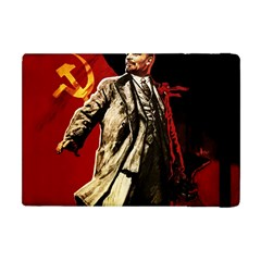 Lenin  Apple Ipad Mini Flip Case by Valentinaart
