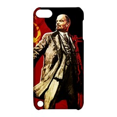 Lenin  Apple Ipod Touch 5 Hardshell Case With Stand by Valentinaart