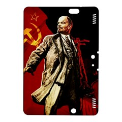 Lenin  Kindle Fire Hdx 8 9  Hardshell Case by Valentinaart