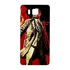 Lenin  Samsung Galaxy Alpha Hardshell Back Case by Valentinaart
