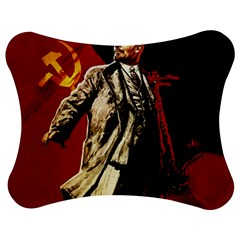 Lenin  Jigsaw Puzzle Photo Stand (bow) by Valentinaart