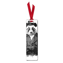 Rorschach Panda Small Book Marks by jumpercat