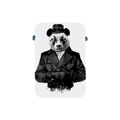 Rorschach Panda Apple Ipad Mini Protective Soft Cases by jumpercat