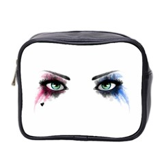 Look Of Madness Mini Toiletries Bag 2 Side by jumpercat